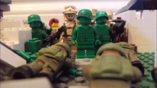 Lego Army video by Edward Allen