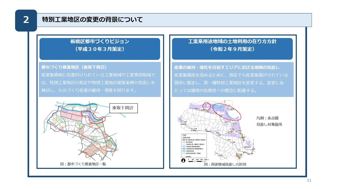 都市計画課】東京都市計画特別工業地区(原案) - YouTube
