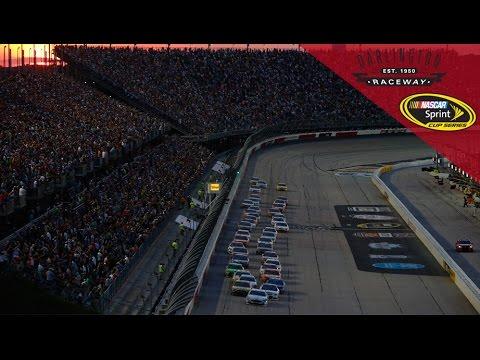 NASCAR Sprint Cup Series- Full Race -Bojangles