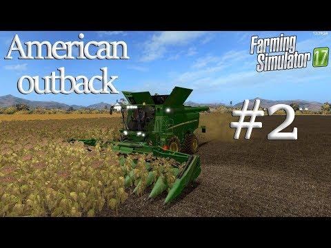 FS17 -- American Outback (Türkçe) -- Silaja başladık