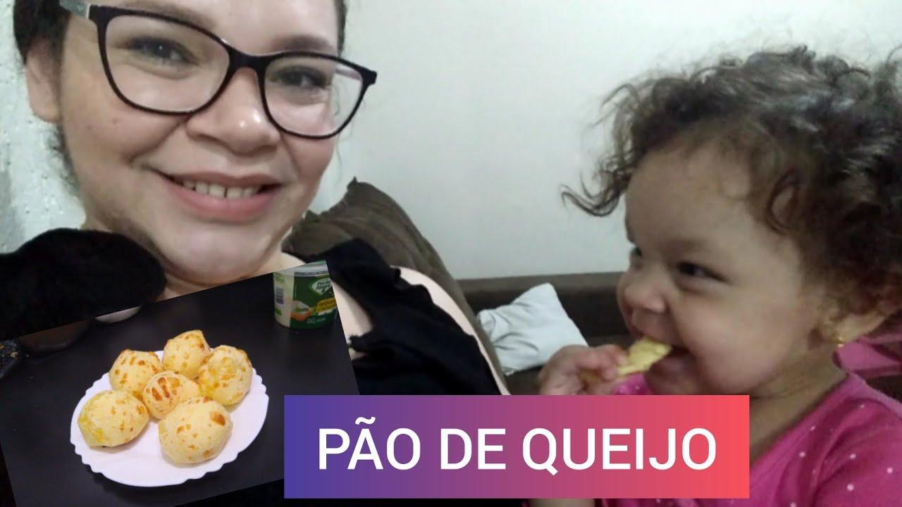 AMAMOS PÃO DE QUEIJO |RECEITA SIMPLES
