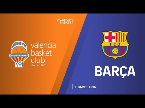 Valencia Basket - FC Barcelona Highlights | Turkish Airlines EuroLeague, RS Round 23