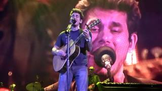 John Mayer In The Blood Pepsi Center 07 19