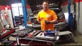 Revised video on CalVan inserts on Ford Triton 2 valve engines