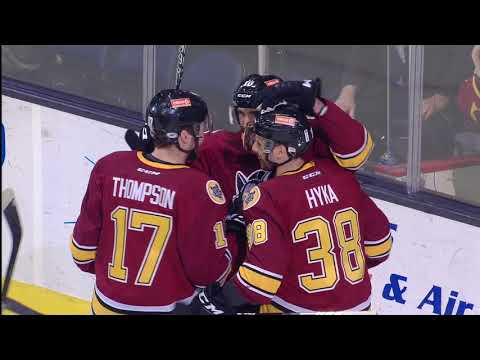 Game Highlights April 7 Chicago Wolves vs. Milwaukee Admirals