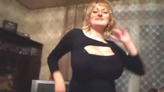 Яна танцует С  ГРУДЬЮ