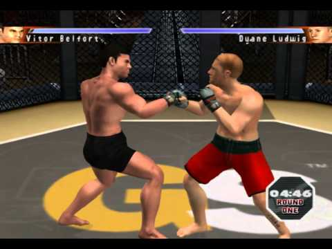 ULTIMATE FIGHTING CHAMPIONSHIP BAIXAR THROWDOWN UFC JOGO PS2