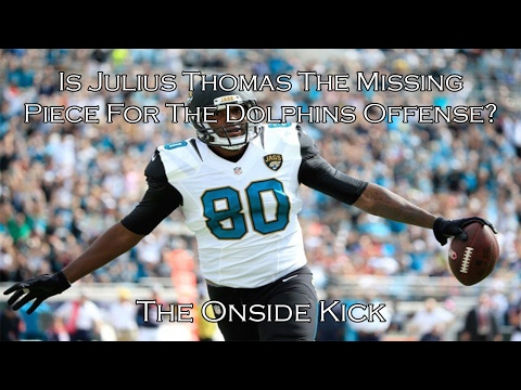 Is Julius Thomas The Missing Piece For The Dolphins Offense?
