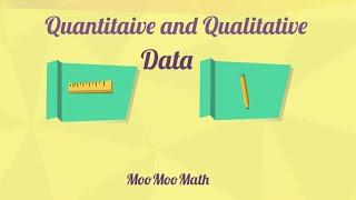 Qualitative and Quantitative Data thumbnail