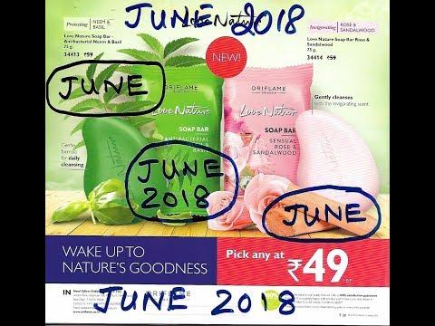 Oriflame June Catalog 2018 - Full Catalog