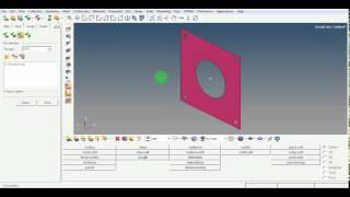hypermesh tutorial video   cad geometry import   user profile   zoom   rotate   pan   grs
