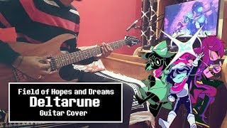 DELTARUNE: Field of Hopes and Dreams - Cover / Metal Guitar Remix