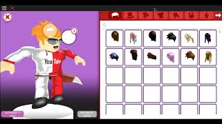How to have meep furniture and meep clothes in Roblox