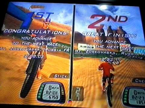 Downhill (ps2)