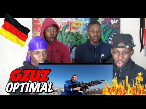 Gzuz - Optimal (Jambeatz) - REACTION
