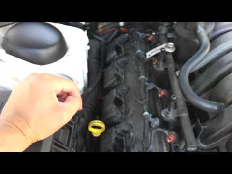 2006 chrysler 300c spark plug tune up how to save money and do it yourself. Black Bedroom Furniture Sets. Home Design Ideas