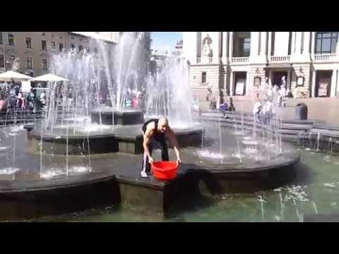 Лукьянович Максим Ice Bucket Challenge