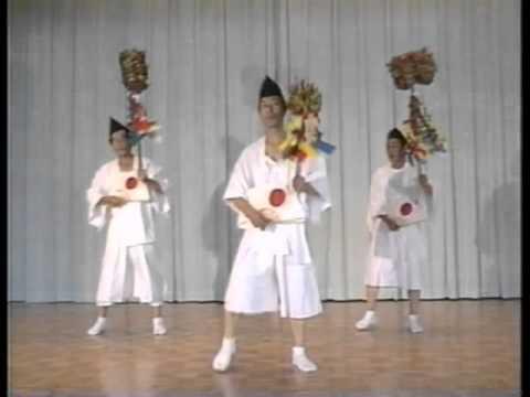 鹿島踊の踊り方(1989)1_3