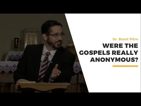 Were the Gospels Really Anonymous?