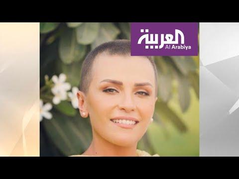 صباح العربية  منار حاربت السرطان بجمالها  - 12:54-2019 / 10 / 13