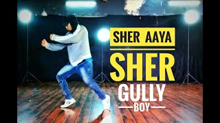 Sher Aaya Sher | Gully Boy | Dance Choreography | Ranveer Singh & Alia Bhatt | DIVINE