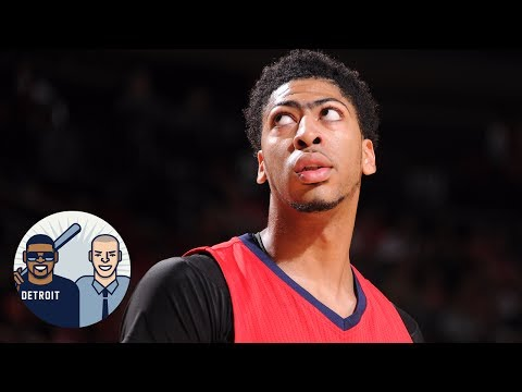 Should Pelicans Be Worried About Losing Anthony Davis? | Jalen & Jacoby | ESPN