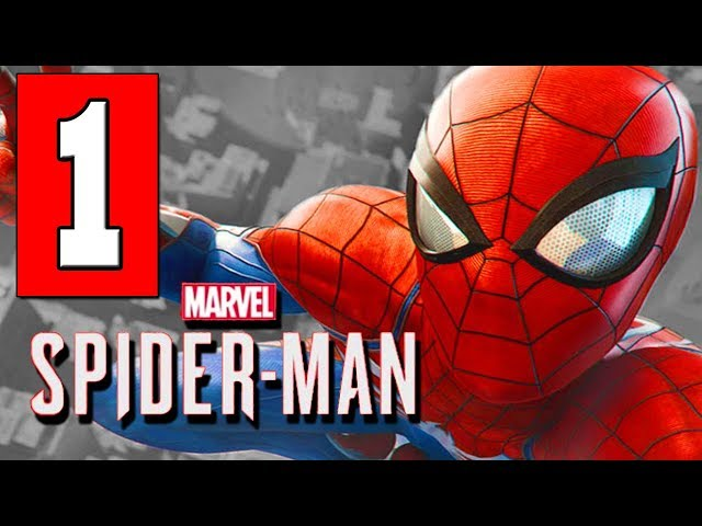 Spider-Man PS4 Gameplay Walkthrough Part 1 (FULL GAME) Lets Play Playthrough PS4