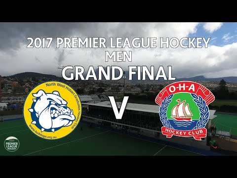 North West Grads v OHA | Men Grand Final | Premier League Hockey 2017