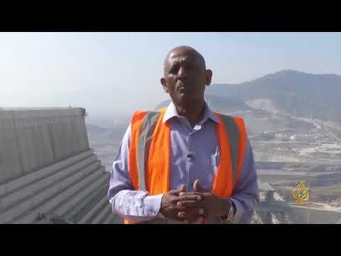 مصادر إثيوبية: إنجاز 63% من سد النهضة  - نشر قبل 1 ساعة
