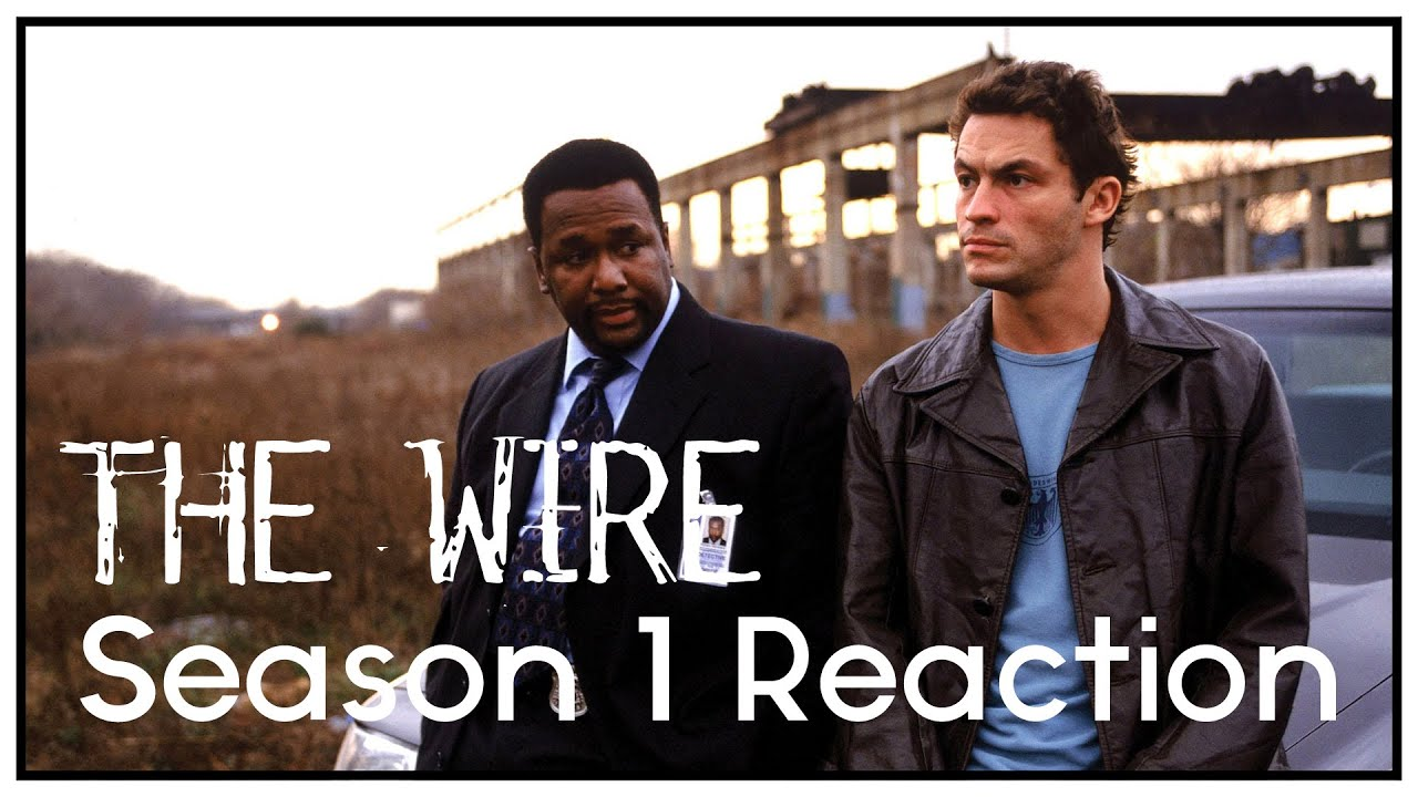 Download The Wire: Season 1 Reaction