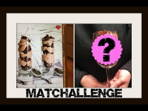 MatChallenge #5 | Sjokoladedessert