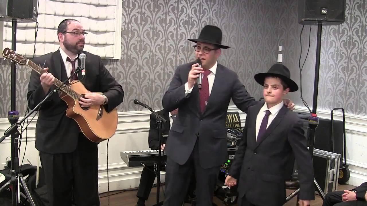 Kumzitz with Dovid Gabay, Eli Wax and Kumzitz Yitz!!!