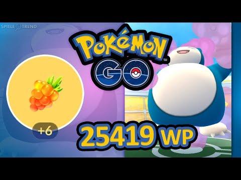 Relaxo-Raid & Tipps zum neuen Arena-System   Pokémon GO Deutsch #336