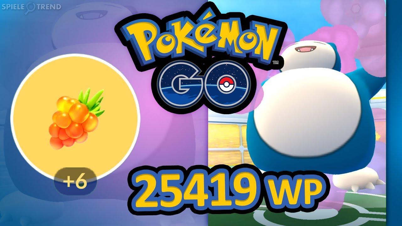 Relaxo-Raid & Tipps zum neuen Arena-System | Pokémon GO Deutsch #336