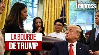 Donald Trump à Nadia Murad :