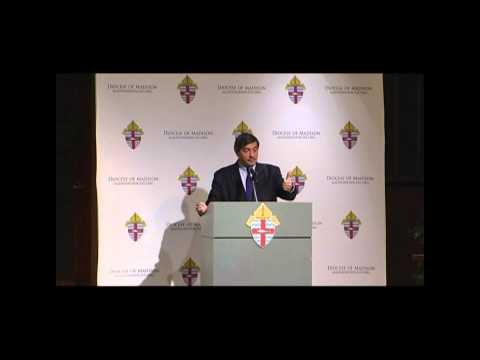 St. Therese Lecture Series - Alejandro Bermúdez