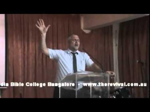 India Revival Message Bible College Evangelist Pau...
