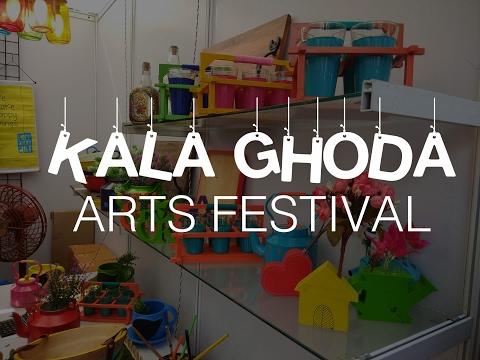 Kala Ghoda Arts Festival 2017 | Mumbai, India