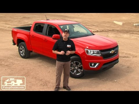 Simple 2015 Chevy Colorado 4WD Z71 V6 OffRoad  YouTube