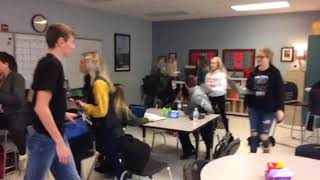 Quizlet Live Demo with Class