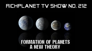 Formation of Planets, A New Theory - 1 OF 5