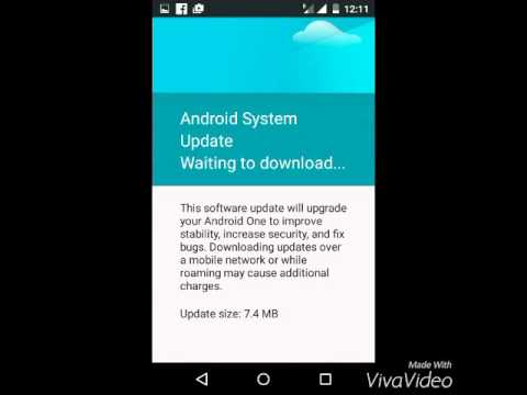 Update Your Android Mobile Without Wifi