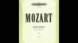 Mozart Piano Sonata in A Major (K331); Menuetto