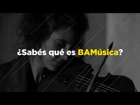 """<h3 class=""""list-group-item-title"""">¿Sabés qué es BAMúsica?</h3>"""
