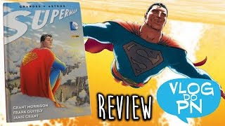 Grandes Astros Superman e Lobisomem Sem Barba | Vlog do PN #01