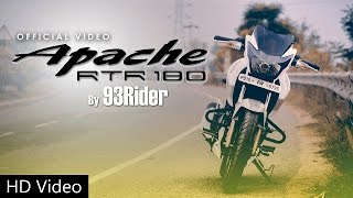 TVS Apache RTR 180 -  Commercial (Official Video) HD