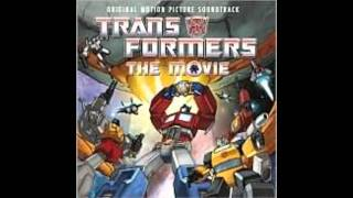 1986 Transformers The Movie Soundtrack: Megatron Must Be Stopped by Vince DiCola