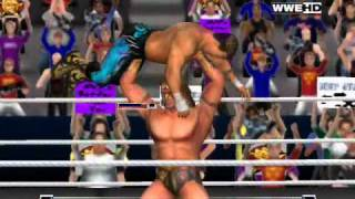 WWE VS TNA FINISHERS PC