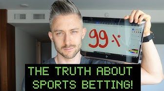 The TRUTH About Sports Betting! Watch this before you place another bet.
