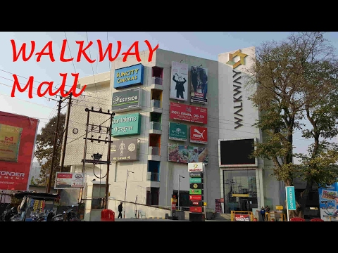 Walkway Mall - Haldwani